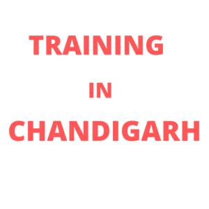 Training in Chandigarh