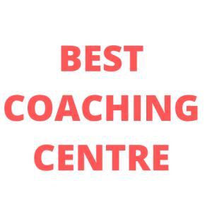 Best Coaching Centre